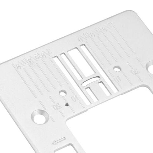 Stainless Needle Throat Plate 4432