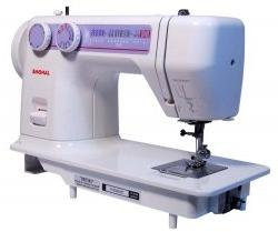 Janome Treadle Powered Sewing Machine 712T, New, Free Shippi