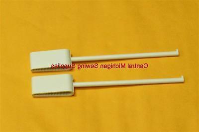 universal horizontal thread holder for sergers