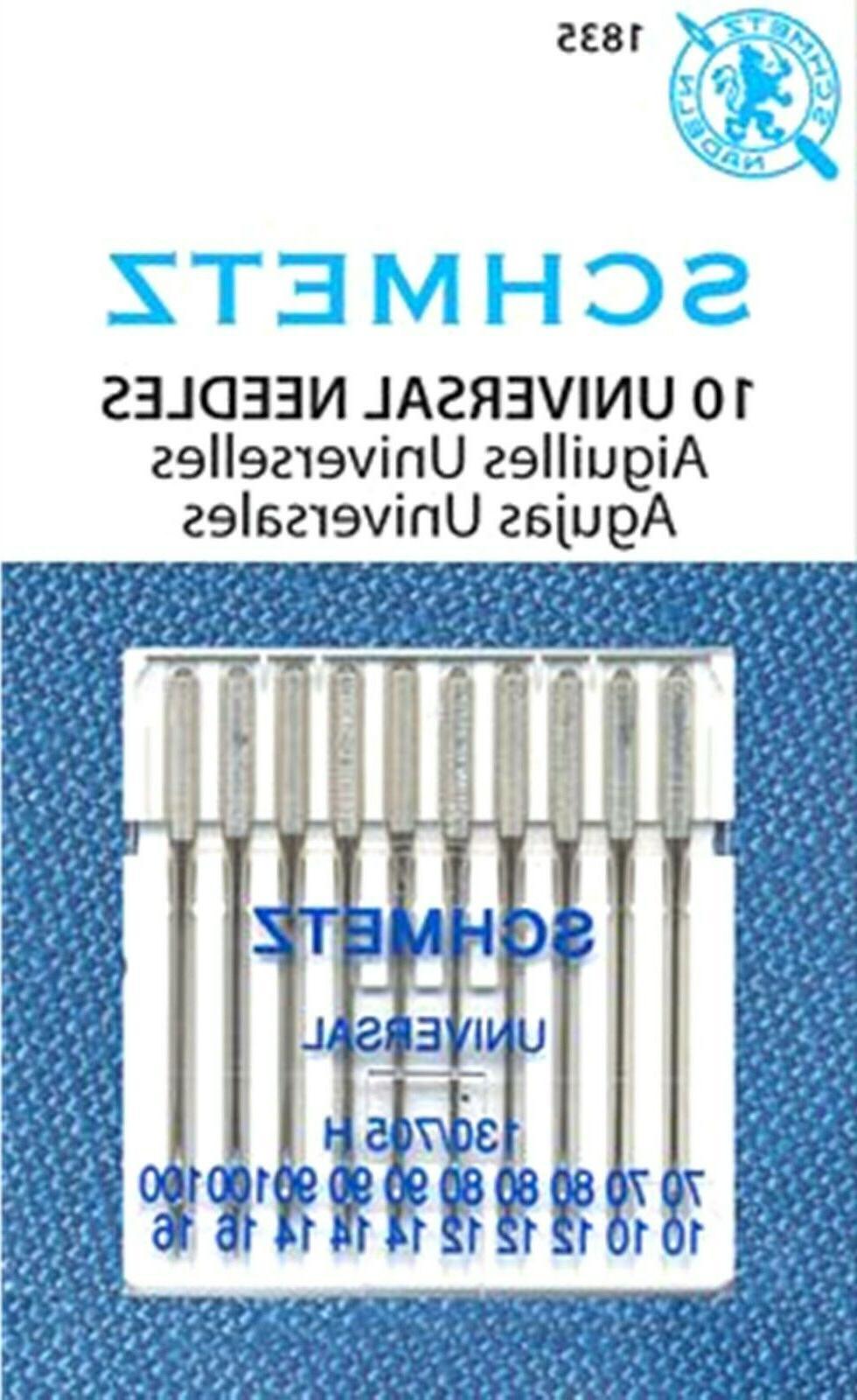 universal sewing machine needles sz10 70 12