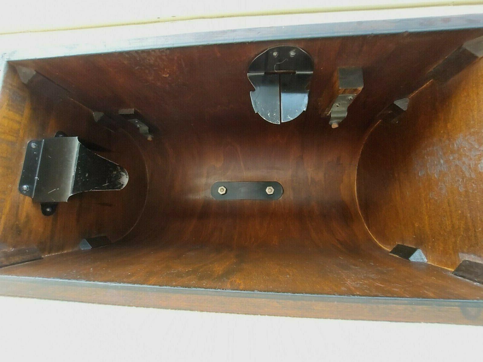 Vintage Machine Bentwood SIZE 99,185,192 &