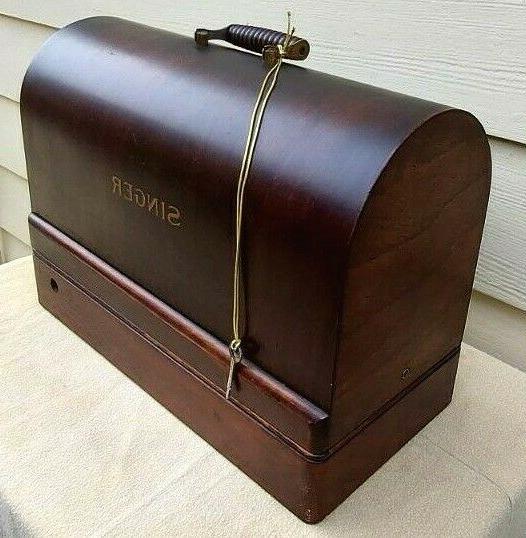 Vintage Bentwood Case 99,185,192 & Key