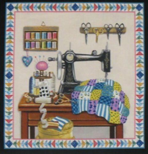 Vintage Sewing 4 x