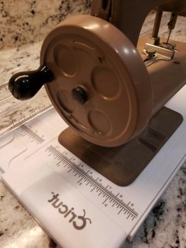 Vintage Sewing Machine Miniature Crank