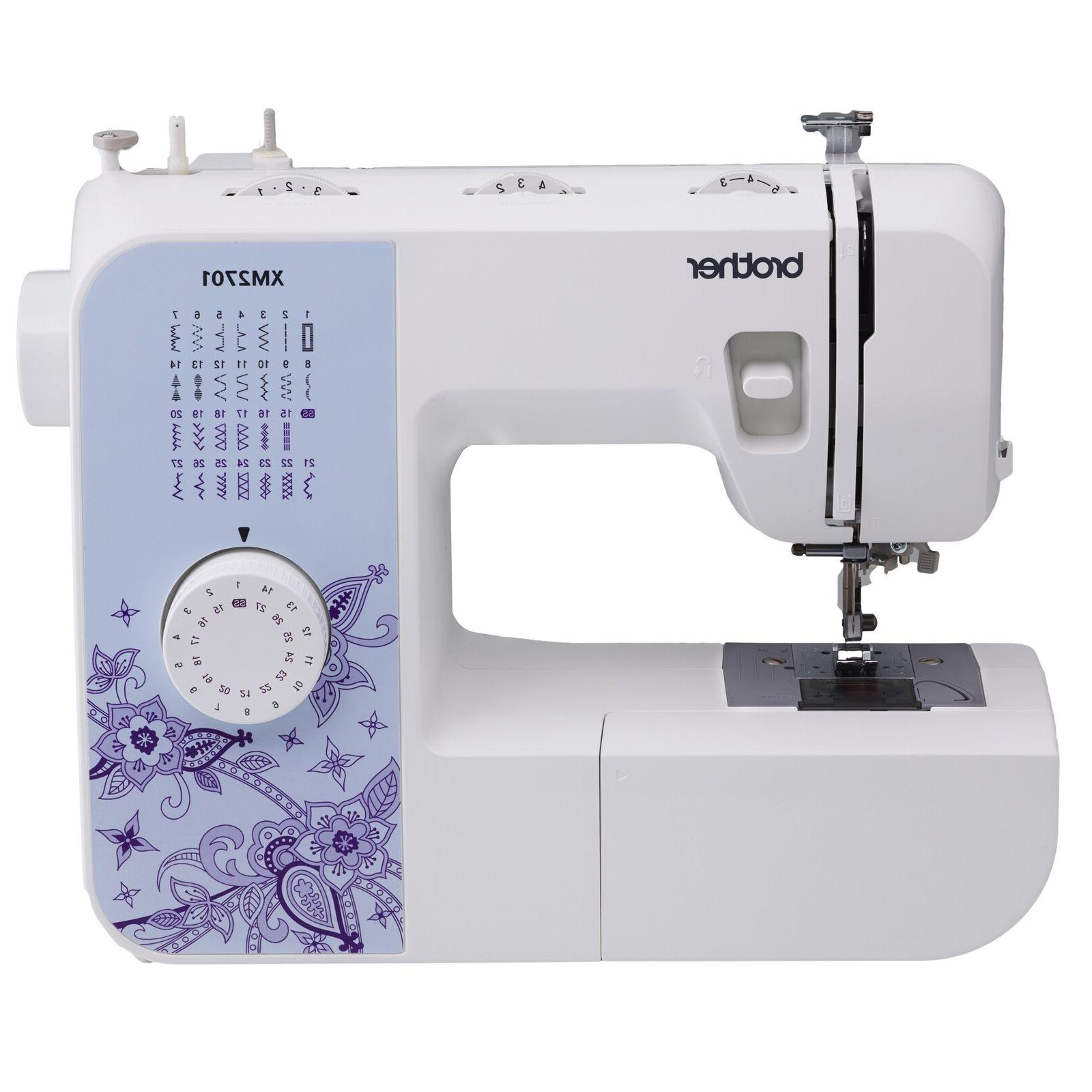 Brother Lightweight, Full-Featured Sewing Stitches,...