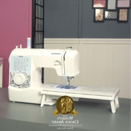 Brother Quilting Machine with Wide Table 37 In Stitches!