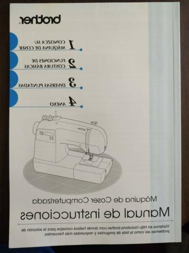 xr9500prw sewing machine manual user guide in