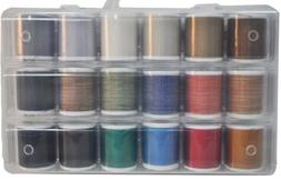 Madeira Lana Smartbox 18 x 220 Yard Spools Art. No. 8051