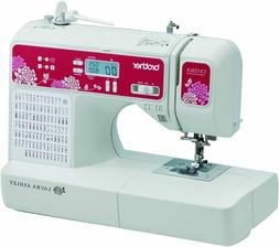 laura ashley cx155la computerized sewing