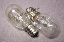 LIGHT BULB LED Janome NewHome MC7500 Memory 7 ML3023 MX3123 RE3000 S750 SL2022