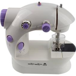 Michley Lil Sew & Sew Mini Sewing Machine With Needle Guard