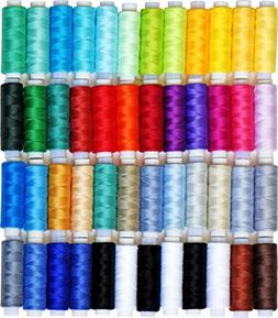 LE PAON 48color  100% long-staple cotton sewing thread popul