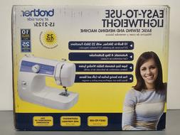Brother LS-2125i 10-Stitch Lightweight Sewing Machine New in