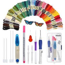 Magic Embroidery Pen, INSANY Embroidery Pen Embroidery Stitc