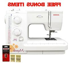 Janome Magnolia 7325 Sewing Machine Bundle with 1/4 inch Sea