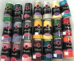maxi lock serger thread all colors