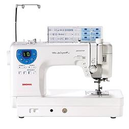 Janome MC-6300P Professional Heavy-Duty Computerized Quiltin