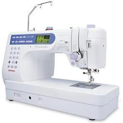 Janome Memory Craft 6500P Computerized Sewing Machine With F