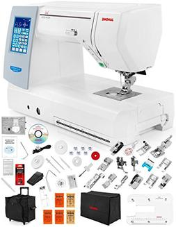Janome Memory Craft Horizon 8200 QCP Special Edition Compute
