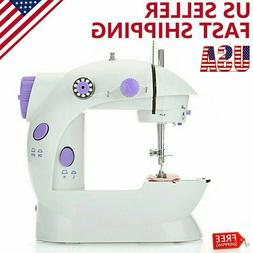 Mini Desktop Electric Sewing Machine 12 Stitches Household T