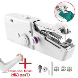 Mini Portable Smart Electric Tailor Stitch Hand Held Sewing