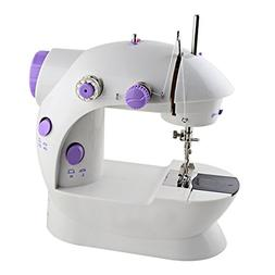 Mini Portable Sewing Machine,Kid's Sewing Machine Handheld W