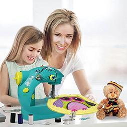 Mini Sewing Machine Multi-Function Household Electric Mini S