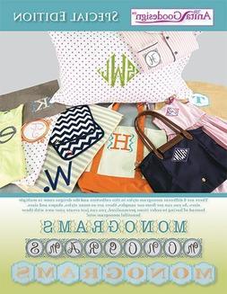 Anita Goodesign Monograms Special Edition Embroidery Designs