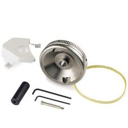 Monster Wheel Crank Over sized Hand wheel Kit for walking fo