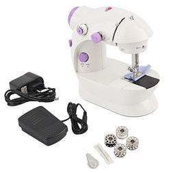Multifunction Mini Handheld Sewing Machines Dual Speed Doubl