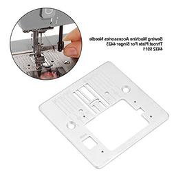 Needle Throat Plate, Stainless Steel Sewing Needles Plate fo