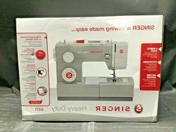 NEW Singer 4411 Heavy Duty Sewing Machine Industrial Portabl