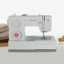New Singer 44S Heavy Duty Sewing Machine W/ 23 BuiltIn Stitc
