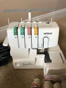 New Brother Homelock Sewing 3 or 4 Thread Serger with Easy L