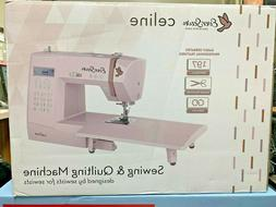 *NEW* EverSewn Celine 197 Stitch Computerized Sewing Quiltin