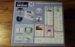 New BrotherCS6000i 60-Stitch Computerized Sewing Machine w