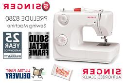 NEW FACTORY SEALED SINGER 8280 Prelude Home Sewing Machine I