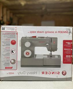 ✅NEW SINGER Heavy Duty 4432 Sewing Machine NEW  FREE FAST