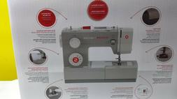 New Singer Heavy Duty Sewing Machine 4411 Industrial Portabl