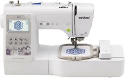 New Brother SE600 Sewing and Embroidery Machine, 80 Designs,