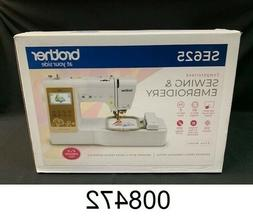 **NEW** Brother SE625 Computerized Sewing and Embroidery Mac