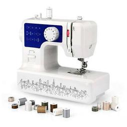 New Sewing Machine With 2 Speeds Thread Crafting Mending Kit