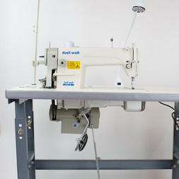 NEW-TECH GC-8700 Sewing Machine with Servo Motor,Stand & LED