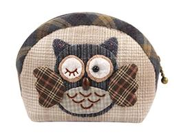 Owl Coin Purse Easy Sewing Project Sewing Kit For Girls Begi
