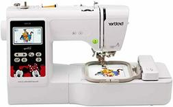 Brother PE550D Embroidery Machine, 125 Built-in Designs incl