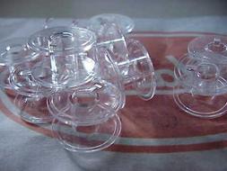 SINGER PLASTIC SEWING MACHINE BOBBINS x10 7285Q XL580 ONE PL