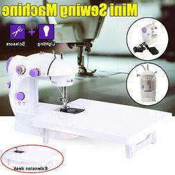 Portable Desktop Sewing Machine Double Speed Automatic Threa
