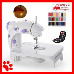 Portable Electric Sewing Machine 12 Stitches Tailor 2 Speed
