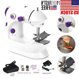 Portable Electric Sewing Machine Desktop Household Tailor 2