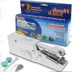 Portable Household Mini Hand Sewing Machine Quick Stitch Sew